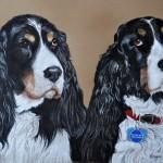 dog-portraits-spaniels